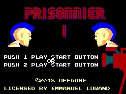 Prisonnier (1 ou 2 joueur) Screen_1